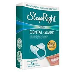 SleepRight Slim-Comfort Adjustable Mouth Guard