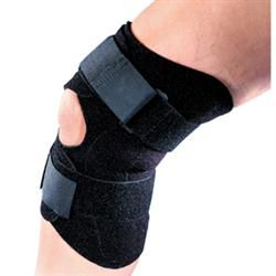 Front Closure Wraparound Knee Support, Small/Medium