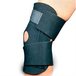 Wraparound Neoprene Knee Support, Husky