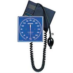 Wall Aneroid Sphygmomanometer Latex Free