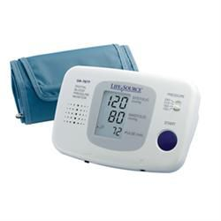 Lifesource UA-767T Talking Auto Inflate BP Monitor