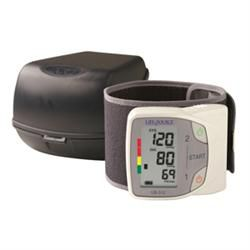 Lifesource Advanced Memory Wrist Bp Monitor