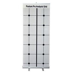 Retractable Posture Analysis & Posture Assessment Grid