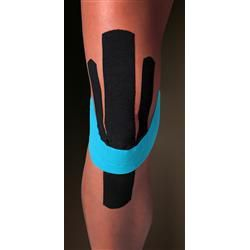 Kinesio® Tex Pre-Cut - Knee Application