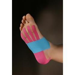 Kinesio® Tex Pre-Cut - Foot Application