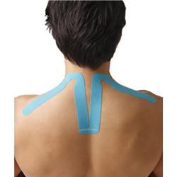 Spidertech Neck Precut, Blue