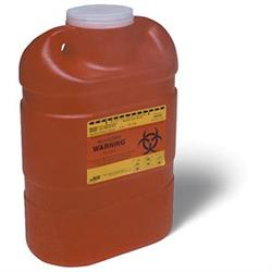 Sharps Needle Disposal System, 3.3 Qt