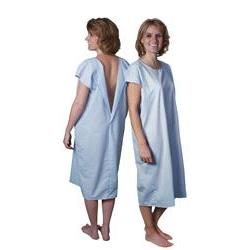 Core Gowns Xxl Blue