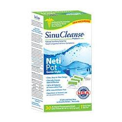 The SinuCleanse® Neti Pot