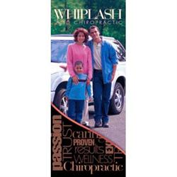 Whiplash Brochure 25/Pkg