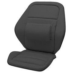 Sacro-Ease® Deluxe Model 2000 Back Rest, Black