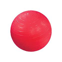 Cando® Inflatable Exercise Ball, 75cm Red