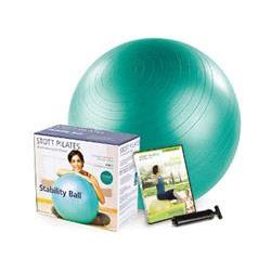 Stability Ball™ Plus Kit - 65cm (Green)