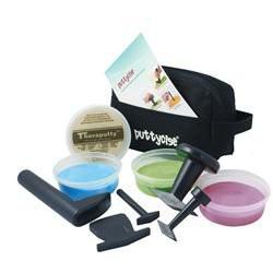 Puttycise Theraputty Set Medium, 5 Tools, 5 Lb (4)