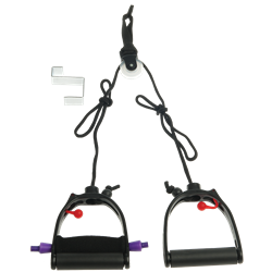 Lifeline Shoulder Pulleys