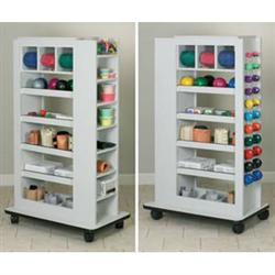 Double Entry Storage Rac