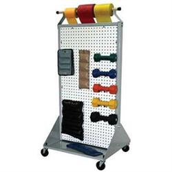 Ideal Combo Weight Rack - Mobile 200# Cap