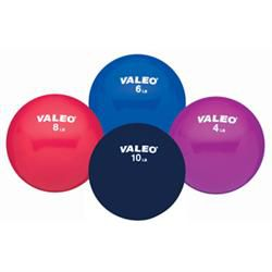 Valeo® Weighted Fitness Ball
