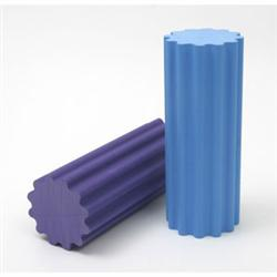 Blue Textured Roller W/Ridges Medium 6' X 18'