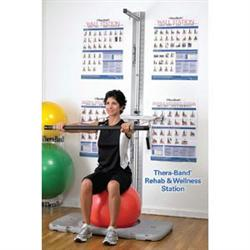 Thera-Band® Rehab And Wellness Station