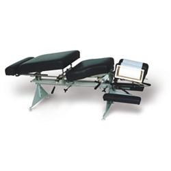 Lloyd 402 Stationary Chiropractic Drop Table With 3 Drops, Tilt Head