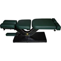 Trademark Stationary Chiro Table Black
