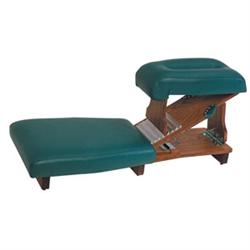 Lloyd Knee Chest Stationary Table