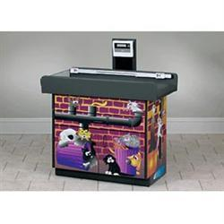 Pediatric Alley Cats Scale Table