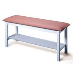 Hausmann H-Brace Treatment Table W/ Shelf 24'W