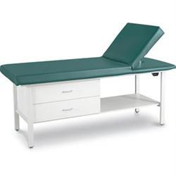 Pro-Series Table With Adjustable Back & Drawer 30'
