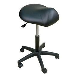 Oakworks®  Premium Saddle Seat Stool Low Height