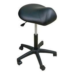 Oakworks® Premium Saddle Stool 22'-29'H