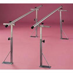 Parallel Bars 10' Floor Mount - Adjustable Height