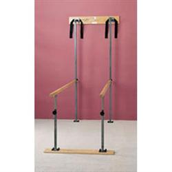 Parallel Bars 7' Wall Mount Folding