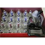 Acu-Point Cupping Set With Magnets