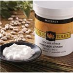 Lotus Touch Cocoa Shea Butter Massage Cream