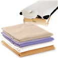 Buy 10 NRG Cotton-Poly Massage Sheet Sets GET FREE NRG Fleece Massage Table Pad and Face Rest Cover SET