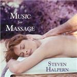 Music For Massage CD By Steve Halpern