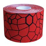 Theraband Kinesiol.Tape 2X16.4- Hot Red/Black