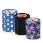 "Buy 5 Get 1 FREE - RockTape® MLB Logo 2"" x 16.4' Rolls + Scissors"