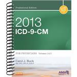 2013 AMA Physician's ICD-9 Volumes 1 & 2