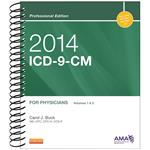 2014 AMA Physician's ICD-9 Vol. 1 & 2 Coding Book