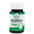 Green Roads Wellness CBD Capsules - 750 mg