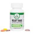 Green Roads® CBD Relief Toads - 400 mg