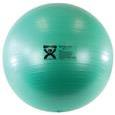Cando Abs Inflatable Exercise Ball 65Cm - Green