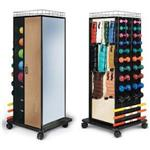 Grand Stand, Storage & Weight Rack