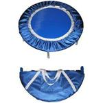 Hard Bounce Folding Rebounder - Blue