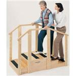 Two Sided Compact Staircase