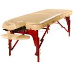 "Master® Massage Equipment 30"" Monroe™ LX Portable Massage Table Package"