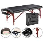 Mhp Montclair Portable Massage Table Package